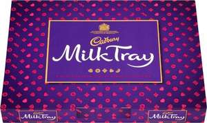 Cadbury Milk Tray 530g ONLY £5.00 @ Morrisons