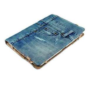 "Universal jeans folio stand for 10"" tablets £2.60 @ Hughes"