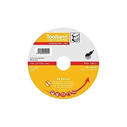 [Amazon] Various 'Tool Land' DIY items misspriced (eg Pack of 500 cutting discs 83p) @ Amazon