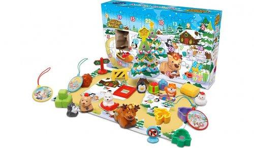 Toot toot Animals / drivers advent calendar £16.45 @ Tesco