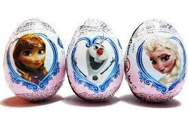 Box of 3 kinder surprise eggs 99p lidl NI