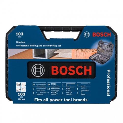 bosch drill bit set £20 B&Q