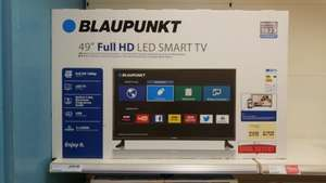 ​49 Inch Blaupunkt Full HD 1080p LED TV £249 @ Tesco Swan instore