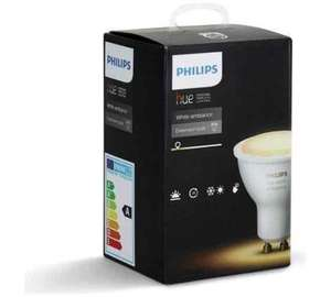 Philips Hue GU10 White Ambiance at Argos for £24.99