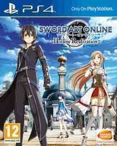 Sword Art Online : Hollow Realization (PS4) £22.49 (Using Code) Delivered @ GAME