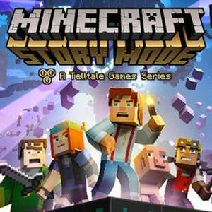 Minecraft Story mode PS4 £10 @ Asda