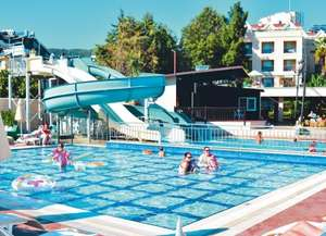 Julian Club Hotel Marmaris 14 nights all inclusive family of 4 in 6 weeks holidays £2166@Thomascook