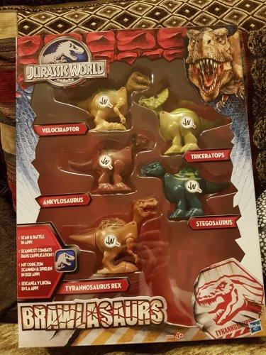 Jurassic World Brawlasaurs - £5.99 in Home Bargains