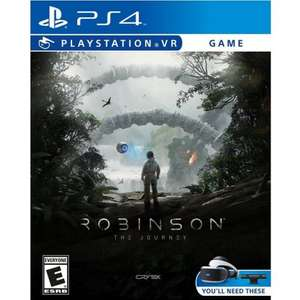 Robinson The Journey PSVR Play-Asia - £37.07