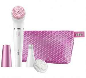 Braun Face 832-S Gift Set-Facial Cleansing Brush & Epilator RPR £99.99 £49.99 @ Argos