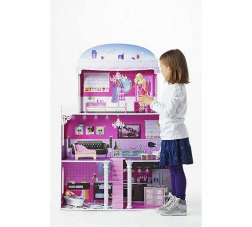 Chad Valley 4 Storey Glamour Mansion Dolls House RPR £119.99 £59.99 @ Argos