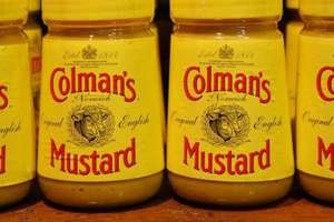 Colman's Mustard 69p @ Lidl (store specific)