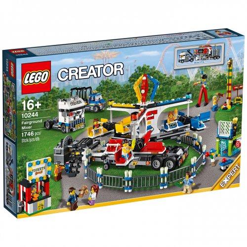 Lego 10244 fairground mixer £99.99 @ John Lewis
