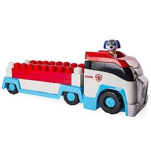 Paw Patrol Ionix Paw Patroller with Robo-Dog In the 1p sale with a full price item (£39.99) @ the entertainer