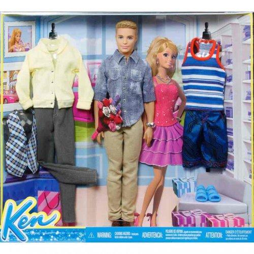 Barbie Ken Fashion Gift Set £10 was £19.99 at Smyths