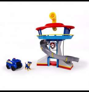 Paw Patrol Lookout Playset £30 from £44.99 @ Asda - Free c&c