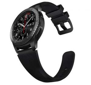 Samsung Gear S3 Back In Stock £349 @ Samsung