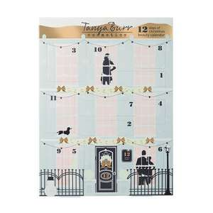 Tanya Burr 12 day beauty advent calendar was £25 now £15 plus more beauty calendars half price @ Superdrug