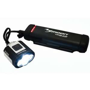 Moon x power 1800 rechargeable front bike light £94.50 Merlin cycles