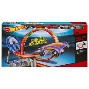 Hot Wheels Power Shift Raceway Motorized loop £14.98 @ Tesco Direct - Free C&C