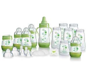 MAM Anti Colic Bottle Starter Set £25.99 - Argos