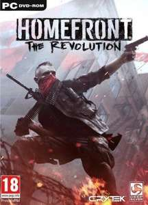Homefront: The Revolution (Steam) £14.10 - Instant Gaming