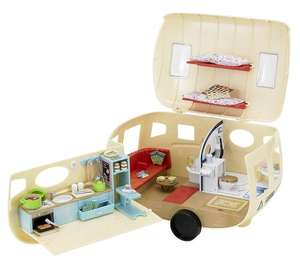 Sylvanian Families The Caravan @ Amazon only £29.69