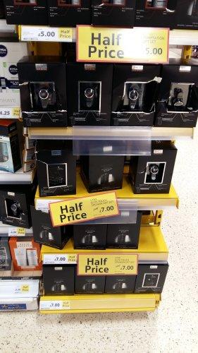 Lynk elite touch speaker  gift set half price £7 @ Tesco