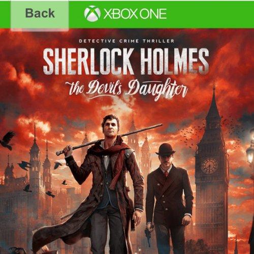 £19.99 Sherlock Holmes: The Devil's Daughter (Xbox One) @ Amazon