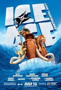 Ice Age 4 Continental Drift free for Sky Customers