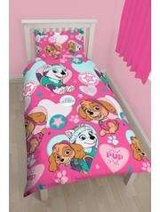 20% Off Kids Home Items + Free C+C @ Asda George inc Character Bedding ie Paw Patrol Single Duvet Set now £11.20