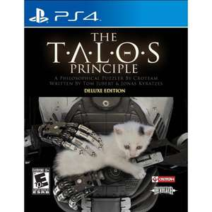 The Talos Principle: Deluxe Edition PS4 - £18.11 Delivered @ Play-Asia