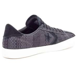 Converse Breakpoint Ox Mens Trainers in Black @ scorpion - £45.50 delivered