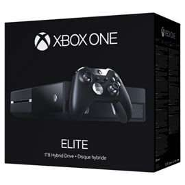 Xbox One 1TB Elite Console with Elite Controller @ Tesco Direct - £199