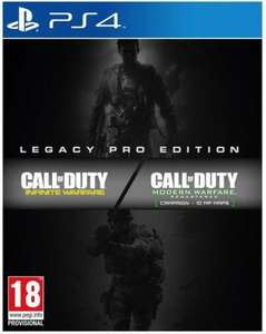 [PS4/Xbox One] Call of Duty: Infinite Warfare Legacy Pro Edition - £69.99 - SimplyGames