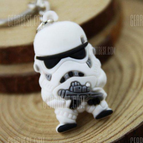 Storm trooper key ring ( bargain ) - 46p @ GearBest
