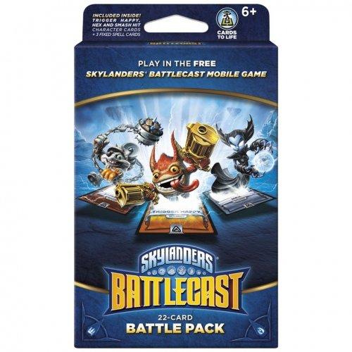 Skylanders Battlecast Battle Pack - 22 cards 89p Sainsbury's Alder Hills