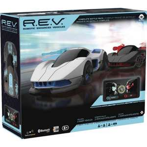Wow wee R.E.V 2 car set was £99.99 now £39.99 save 60% @ Smyths