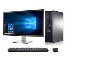 "Dell Optiplex 755 Core 2 Duo with 160GB HDD & 22"" Monitor £179 / £188.99 delivered @ Wowcher"