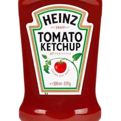 Poundland- Heinz ketchup 570g £1