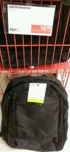 Laptop Backpack £4.99 at Staples instore