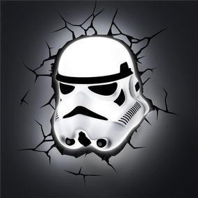 Star Wars  3D Deco Light: Stormtrooper on Sale £15.49 Delivered from ForbiddenPlanet.com