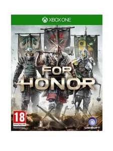 For Honor(Pre-Order) £32.99 for Xbox One @ VERY