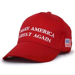 Make America Great Again Hat £3 @ Wish (£3.80 w/ Delivery)