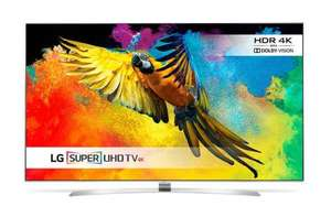 "LG 65UH950V 65"" Super UHD 4K 3D TV with HDR and Dolby Vision at Martin Dawes for £1799.99"