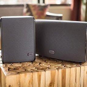 JAM  Symphony Wireless Smart Sound Multi-room Speaker + Rhythm Wireless Smart Sound Multi-room Speaker - Black @ PC World - £169.99