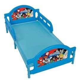 DC Super friends toddler bed £45 @ Tesco direct (using code)