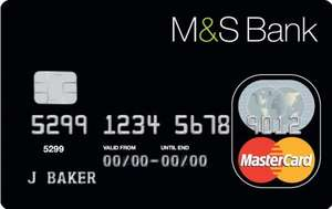 M&S Credit Card  0% on shopping for 25 months