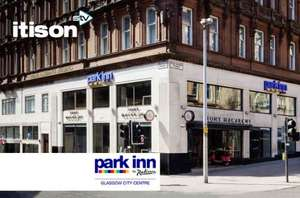 Park Inn by Radisson Glasgow  £49.00 @ Itison