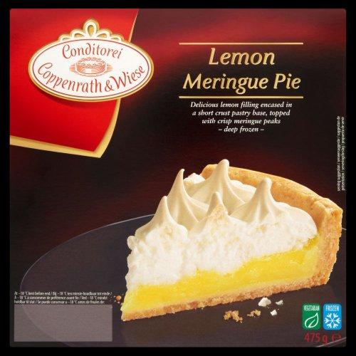 Coppenrath & Wiese Lemon Meringue Pie (475g) was £2.00 now £1.33 @ Waitrose